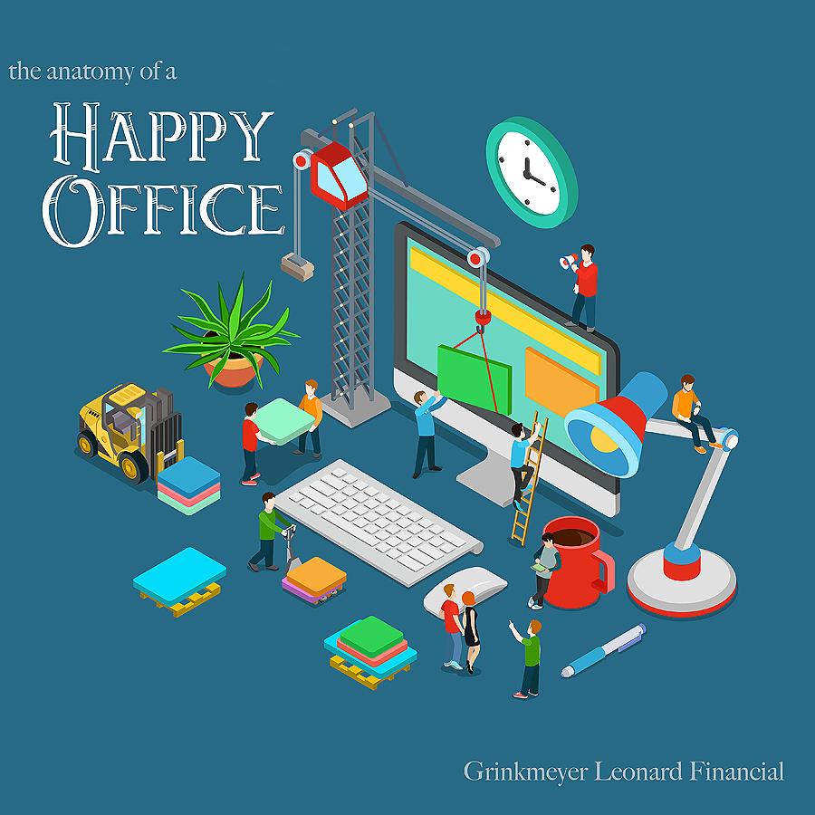 happy office small anatomy office